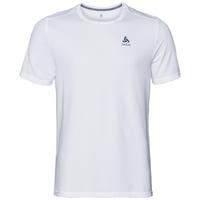 T-shirt s/s crew neck GEORGE CITY, white - Team Suisse, large