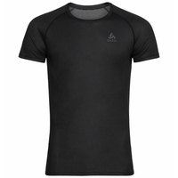 Men's ACTIVE F-DRY LIGHT ECO Base Layer T-Shirt, black, large