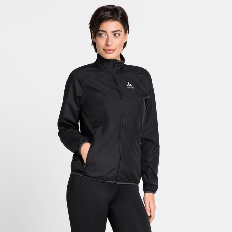 Damen ELEMENT LIGHT Jacke, black, large