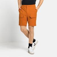 Men's HALDEN Shorts, marmalade, large