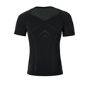 EVOLUTION LIGHT Baselayer Shirt Herren, black - odlo graphite grey, large