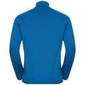 Men's CARVE CERAMIWARM 1/2 Zip Midlayer, directoire blue, large