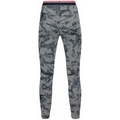 ACTIVE WARM ORIGINALS ECO KIDS Leggings, grey melange - graphic FW20, large
