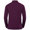 Midlayer 1/2 zip GLADE, pickled beet, large