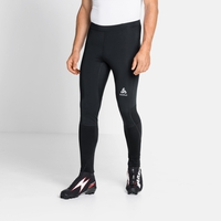 Herren VELOCITY Tights, black, large