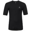 ACTIVE WARM-basislaag-T-shirt voor heren, black, large