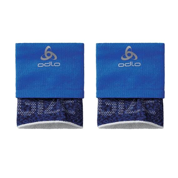 Wristband CERAMICOOL 2PACKS, energy blue, large