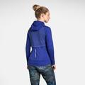 Women's MILLENNIUM YAKWARM Midlayer Hoody, clematis blue, large