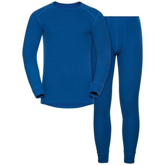Set underwear  ACTIVE ORIGINALS Warm, energy blue, large