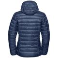 Women's HOODY COCOON N-THERMIC WARM Insulated Jacket, diving navy, large