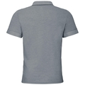 Men's NIKKO Polo Shirt, dark slate melange, large