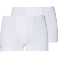 ACTIVE CUBIC LIGHT Boxershorts im Doppelpack, white, large