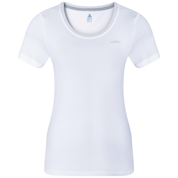 MAREN t-shirt, white, large