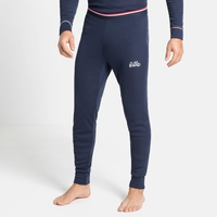Men's ACTIVE WARM ORIGINALS ECO Baselayer Bottoms, diving navy, large