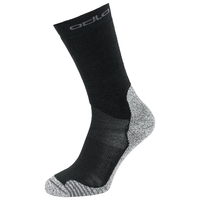 NATURAL CERAMIWARM Socks, black, large
