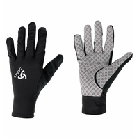 Unisex ZEROWEIGHT X-LIGHT Gloves, black, large