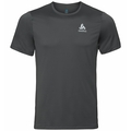 Men's ELEMENT LIGHT T-Shirt, odlo graphite grey, large