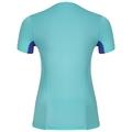 Ceramicool baselayer shirt women, blue radiance - spectrum blue, large