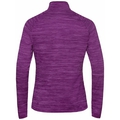 Women's MILLENNIUM ELEMENT Half-Zip Long-Sleeve Midlayer Top, charisma melange, large