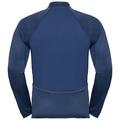 Men's ZEROWEIGHT CERAMIWARM 1/2 Zip Midlayer, estate blue, large