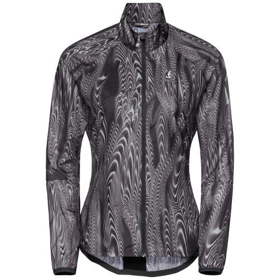 Jacket OMNIUS Light, black - AOP FW18, large