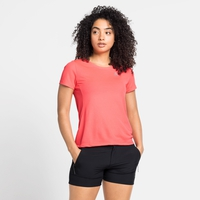 Damen F-DRY T-Shirt, siesta, large