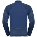 Midlayer con 1/2 zip ZEROWEIGHT CERAMIWARM da uomo, estate blue, large
