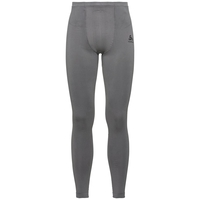 Men's PERFORMANCE EVOLUTION WARM Baselayer Pants, odlo steel grey - odlo graphite grey, large