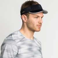 CERAMICOOL LIGHT Visor-Cap, black - blackpack, large