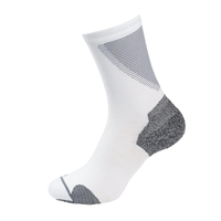 CERAMICOOL Crew Socks, white, large