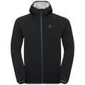 Jacket softshell 3L VISION, black, large