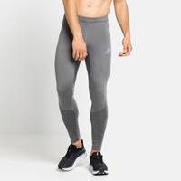 Men's MILLENNIUM YAKWARM Tights, odlo steel grey, large