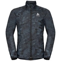 Men's ZEROWEIGHT Jacket, black - AOP FW19, large