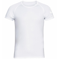 Herren ACTIVE F-DRY LIGHT LOGO ECO Baselayer T-Shirt, white, large
