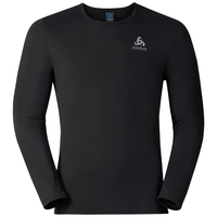Men's IMPERIUM Long-Sleeve Top, black, large