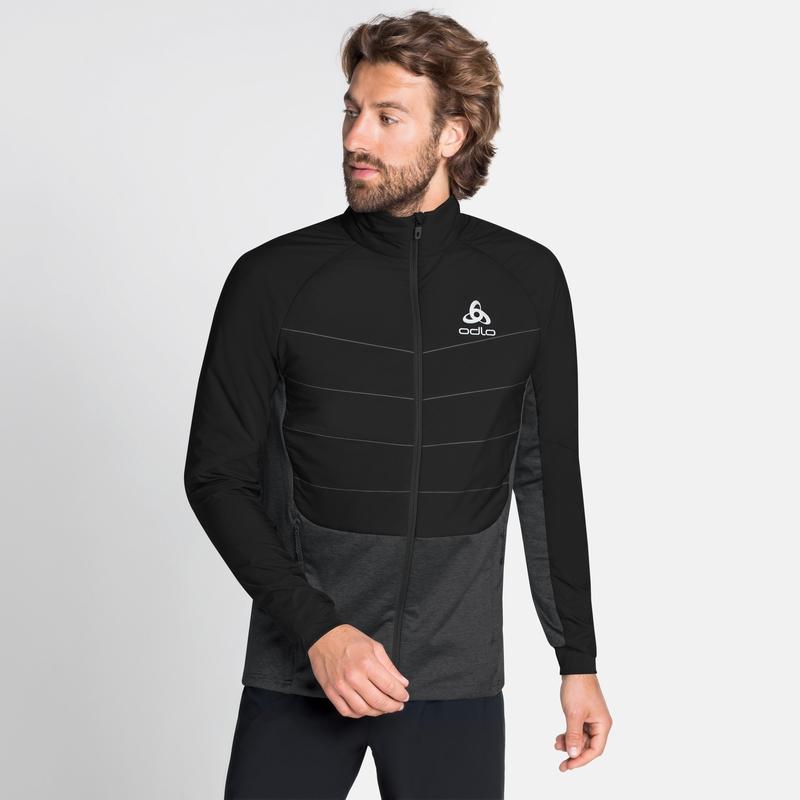 Men's MILLENNIUM S-THERMIC Jacket, black, large