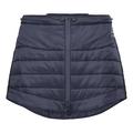 Skirt FLOW COCOON ZW, odyssey gray - black, large