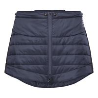 Skirt FLOW COCOON ZW, odyssey gray - black, large