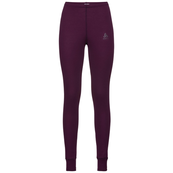 Women's ACTIVE WARM Base Layer Pants, pickled beet, large