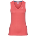 Women's ACTIVE F-DRY LIGHT Sports Underwear Singlet, dubarry, large
