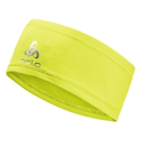 POLYKNIT LIGHT Headband, safety yellow, large