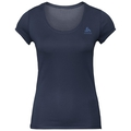 Women's ACTIVE F-DRY LIGHT Base Layer T-Shirt, diving navy, large