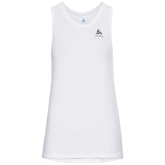 BL Top Crew neck Singlet CERAMICOOL, white, large