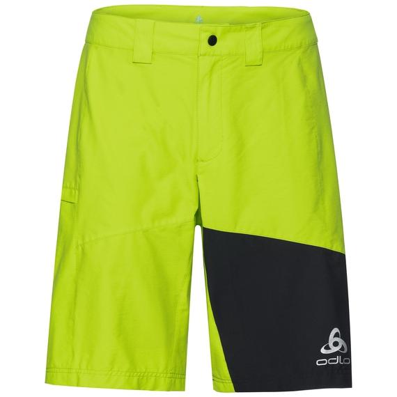 Shorts MORZINE ELEMENT, acid lime - black, large