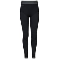 EVOLUTION WARM Baselayer Hose, black - odlo graphite grey, large