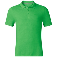 TRIM polo shirt, classic green, large