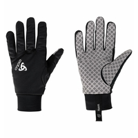 Unisex AEOLUS WARM Gloves, black, large