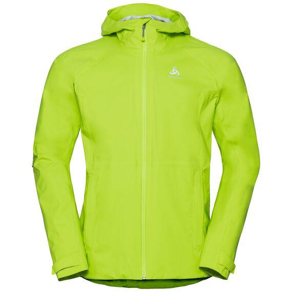 Jacket AEGIS, acid lime, large