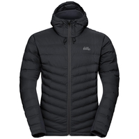 Jacket insulated SEVERIN COCOON, black, large