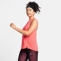 Débardeur de Running ZEROWEIGHT CHILL-TEC pour femme, siesta, large
